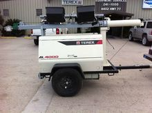 2012 Terex AL4000 Lighting