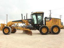 2010 Caterpillar 140M Motor gra