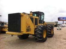 2007 SK400 EQUIPMENT MULCHER