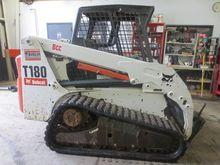 2010 Bobcat T180 Compact track