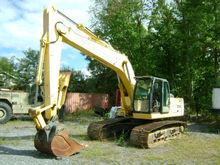 2001 NEW HOLLAND EC215 Excavato