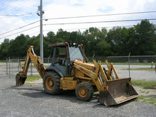 1997 CASE 580SL Backhoe loader