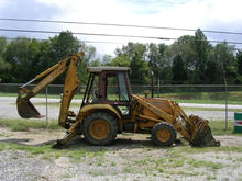 1988 CASE 580K Backhoe loader