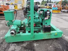 Used GORMANRUPP PA4A
