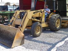 Used 1997 FORD 545D