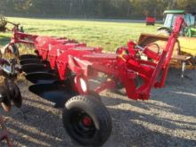 MELROE 5 bottom Tillage