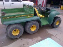 JOHN DEERE 6x4 Diesel Utility G