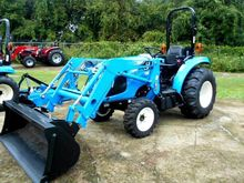 New LS TRACTOR XR303