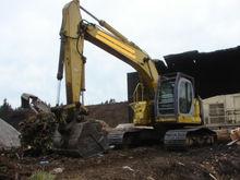 2001 KOBELCO SK235SRLC Excavato