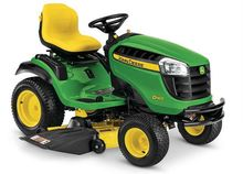 2016 John Deere D160 Riding law