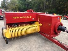 2004 NEW HOLLAND 570 Balers
