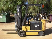 Used YALE ER050R For