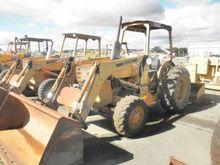 1987 FORD 445A Skip loaders