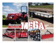 2017 Branson Tractors 3520R Meg