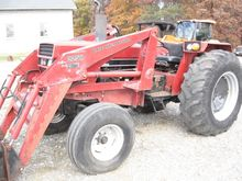 Used CASE IH 685 Tra