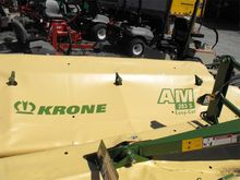 2016 KRONE AM283S Disk mowers