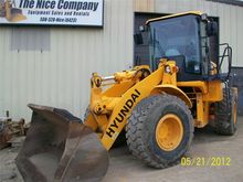 2006 HYUNDAI HL757-7 Wheel load
