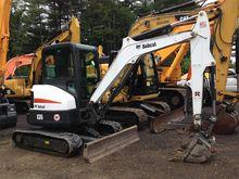 Used 2012 BOBCAT E35