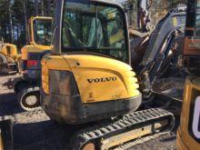 2008 VOLVO EC35C Mini excavator
