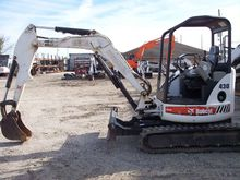2004 Bobcat 430 Excavators
