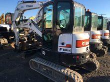 2012 Bobcat E35 Excavators