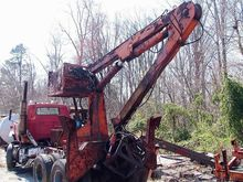1981 PRENTICE 150 Log loaders -