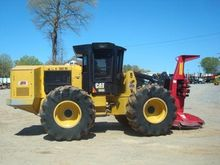 2013 CATERPILLAR 563C Feller bu