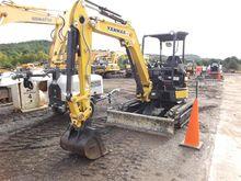 2014 YANMAR VIO35-6A Excavators