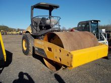 2008 VOLVO SD100D Smooth drum