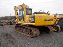 2008 KOMATSU PC200 LC-8 Excavat