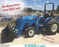 2016 LS XG3032 Tractors