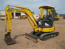 2013 KOMATSU PC27MR-3 Excavator