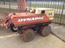 2007 DYNAPAC LP8500 Compactors