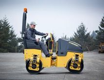 New 2016 BOMAG BW90A