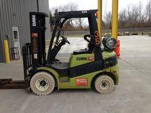2007 CLARK C25L Forklifts