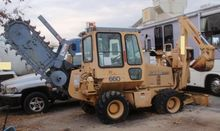 1996 CASE 660 Trenchers