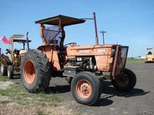 1988 KUBOTA M7500 Tractors
