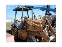 2004 CASE 570M XT Skip loaders