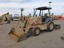 2006 CASE 570MXT Skip loaders