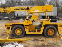 2000 BRODERSON IC80 Cranes