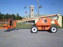 2007 JLG 600A Booms