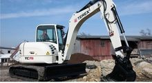 Used 2015 TEREX TC75