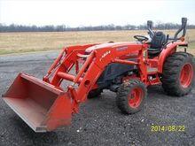 2012 KUBOTA L4740 Tractors