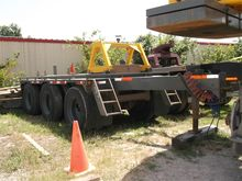 Custom Built Boom Dolly Cranes
