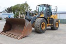2007 DEERE 744J Wheel loaders