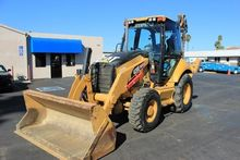 2011 CATERPILLAR 420E Backhoe l
