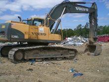 2007 VOLVO EC290CL Excavators