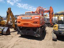 Used 2008 DOOSAN DX1