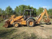 1998 CASE 580SL Backhoe loader