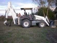 2006 TEREX TX760B Backhoe loade